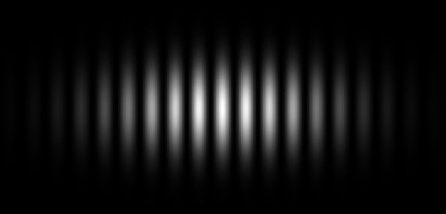 double slit interference pattern